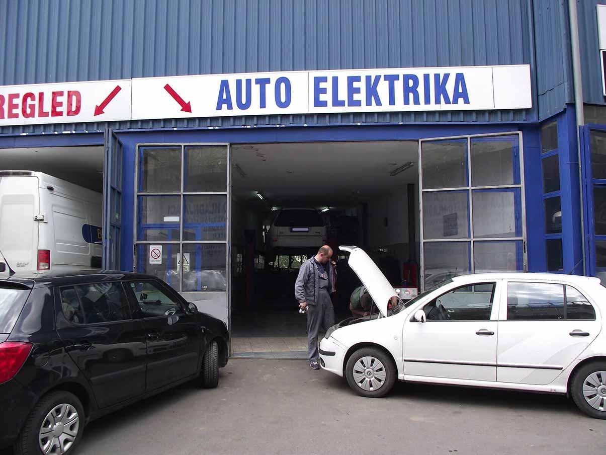 auto elektrika