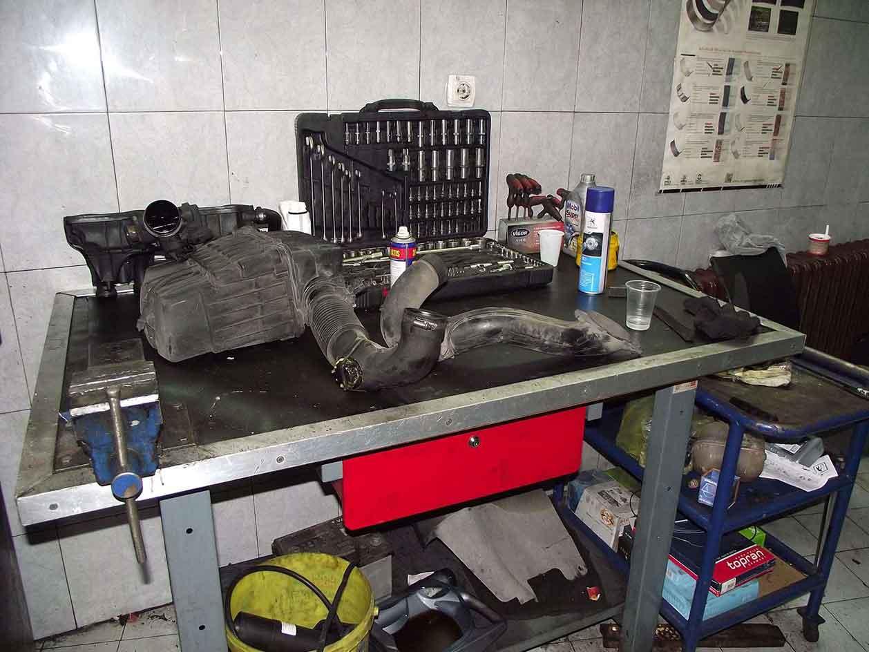 auto mehanika