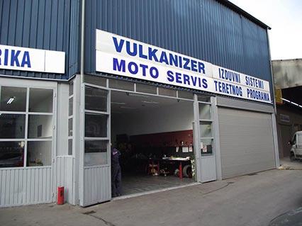 servis motocikala i vulkanizer